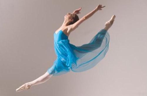 prolece balerina